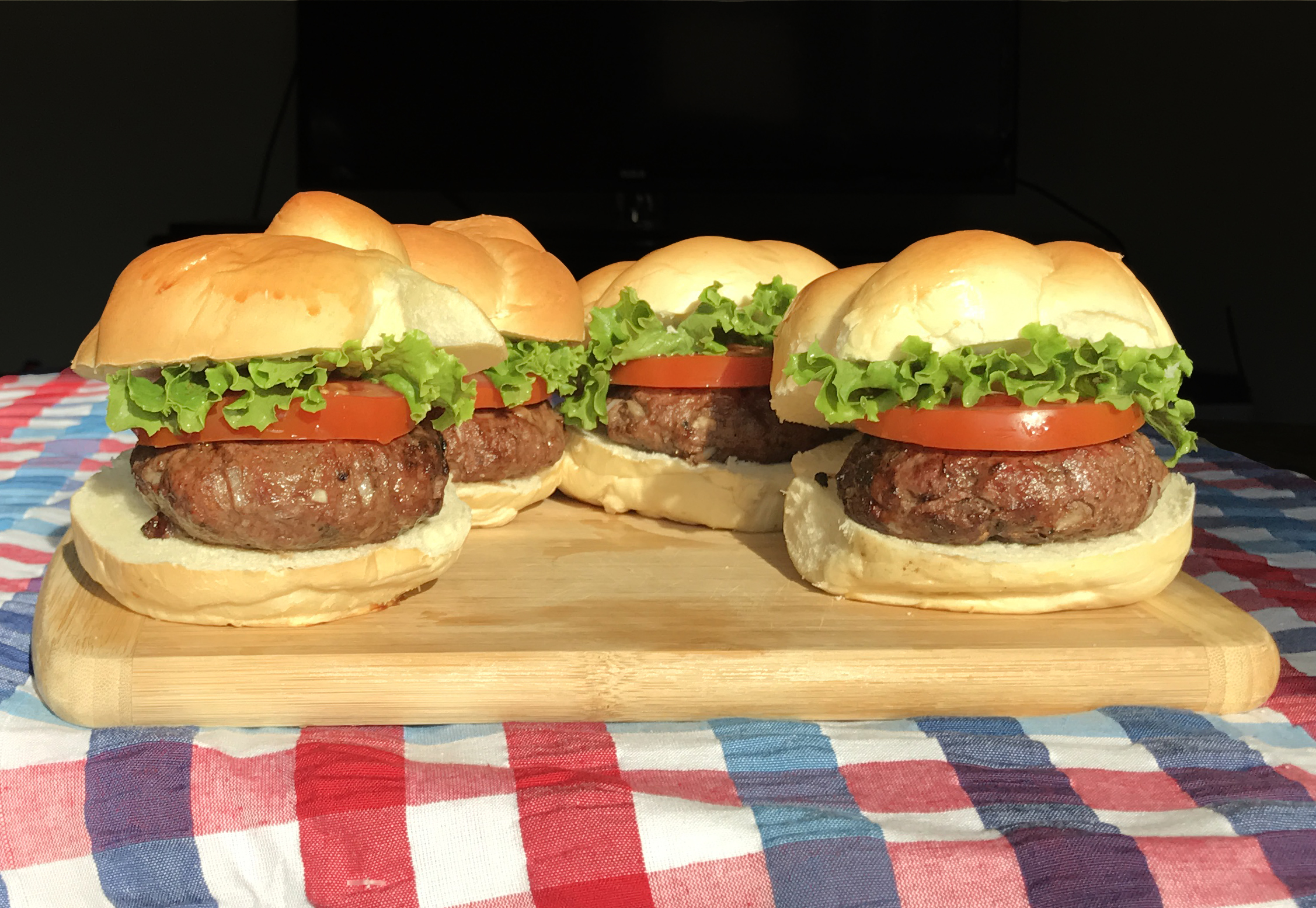 KitchAnnette FIrecracker Burger 4 straight