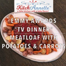 KitchAnnette TV Dinner Meatloaf Feature