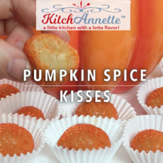 KitchAnnette Pumpkin Spice Kisses Feature