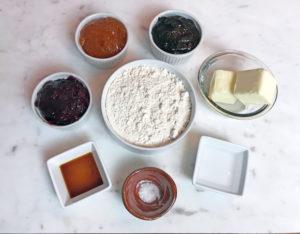 KitchAnnette Fruit Tarts Ingredients