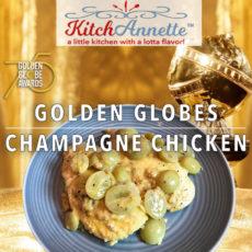 KitchAnnette Champagne Chicken Feature