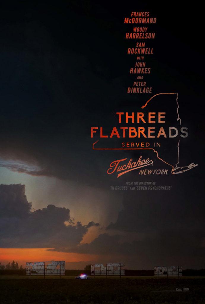 KitchAnnette 2018 Oscars Three Flatbreads...