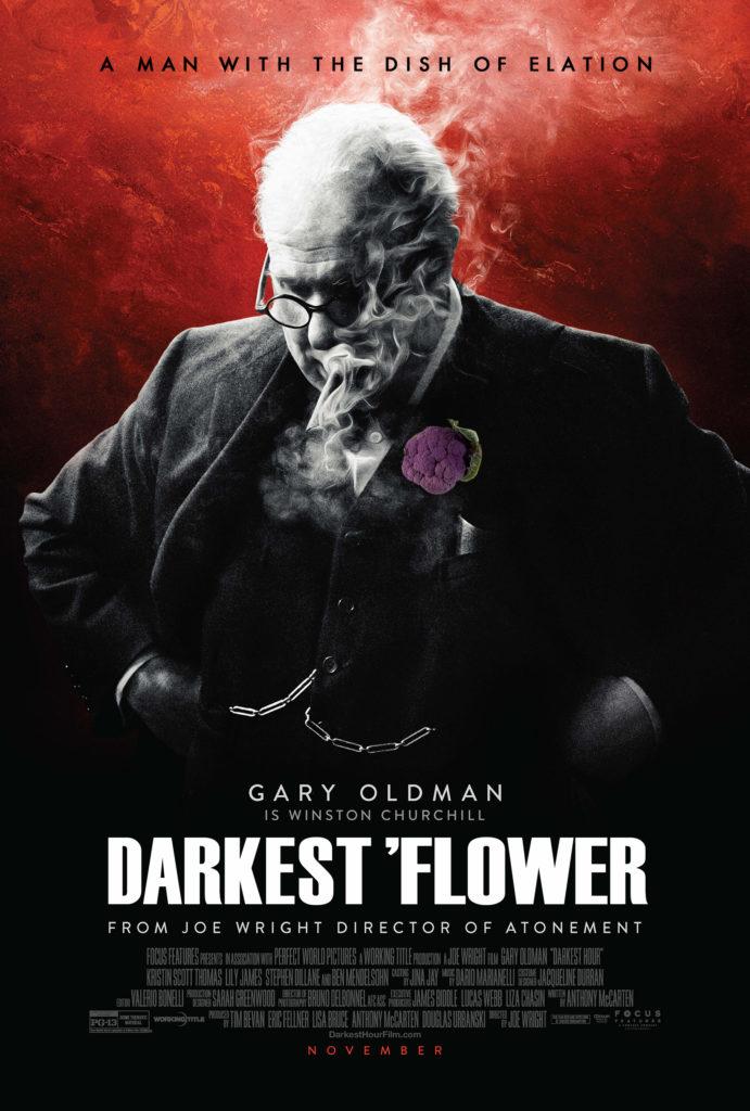 KitchAnnette Darkest Flower Poster