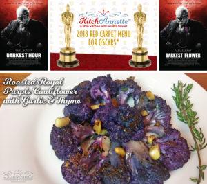 KitchAnnette Darkest Flower Dish Poster