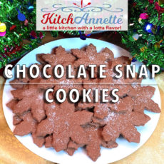 KitchAnnette Choc Snaps FEATURE