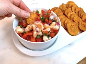 KitchAnnette Ceviche Full Dip