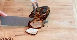 KitchAnnette Blackened Chix Slice