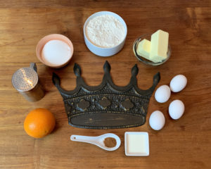 KitchAnnette Queen Cake Ingr