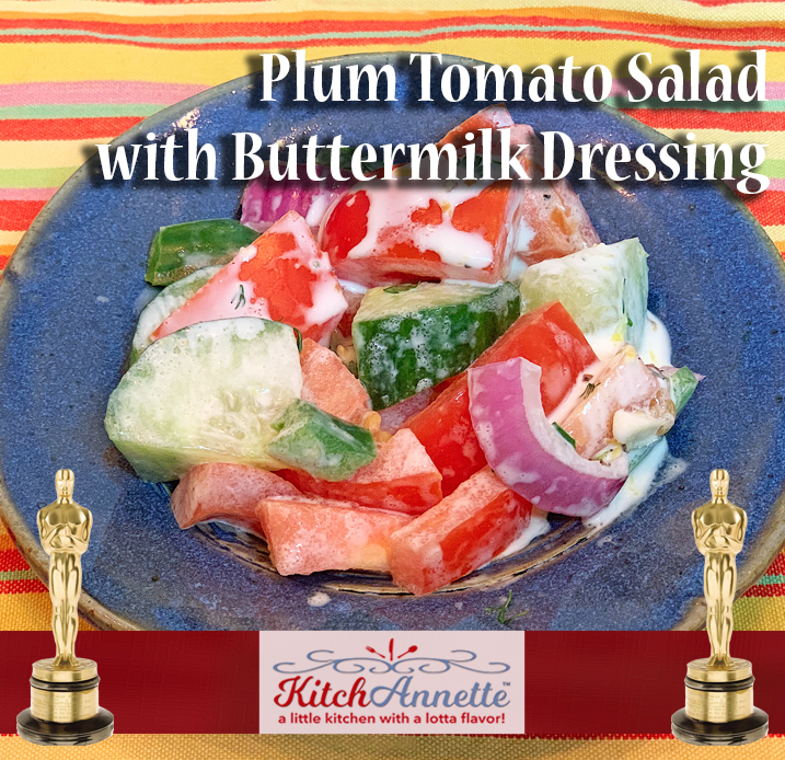 KitchAnnette Tomato Salad FEATURE
